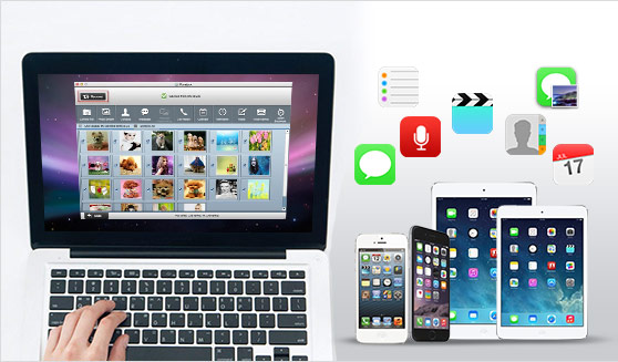 iFonebox iTunes Backup Extractor Access to iTunes and Extract Photo, Videos, SMS, Contacts, Voice memos and more with ease
