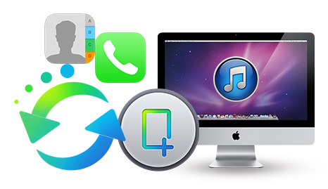 extract data from iTunes backup for iPad