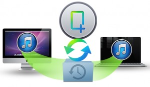 Extract and Recover ios data from previous iTunes backup with iFonebox
