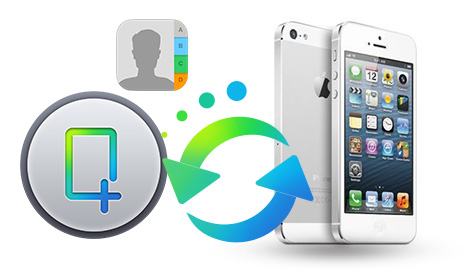 How to recover deleted previous contacts folder from iPhone4S