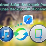 Extract Safari Bookmark from iPhone/iPad/iPod iTunes Backup with iFonebox
