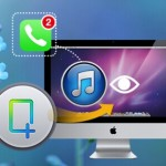 Preview and Extract missed iPhone calls from iTunes backup on Mac