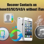 iFonebox help to Recover iPhone data  when iTunes keep crash