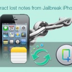 Solution to recover deleted daily-edited Notes on Jailbreak iPhone