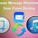 How to recover deleted images from SMS or iMessages