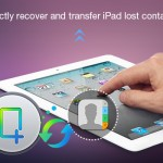 Easy way to Recover and Sync lost Contacts to iPad