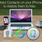 Possible way to backup iPhone Contacts to Mac