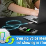 Extract Voice Memos not detected by iTunes to Mac
