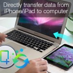 Backup and Transfer data on your iDevice to computer