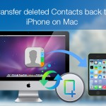 iFonebox for Mac added the function to transfer recovered Contacts back to iPhone
