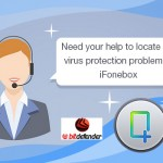 Let's work together to locate the virus protection problem of iFonebox