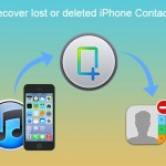 How to recover lost or deleted iPhone Contacts