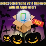 iFonebox Celebrating 2014 Halloween with all Apple users