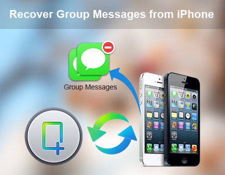 Recover Group Messages from iPhone