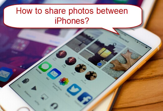 share-photos-between-iphones