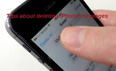 tips_about_delete_iPhone_messages