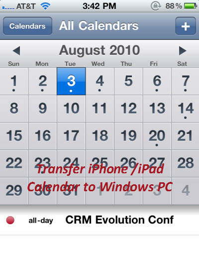 transfer_calendar_to_windows_pc