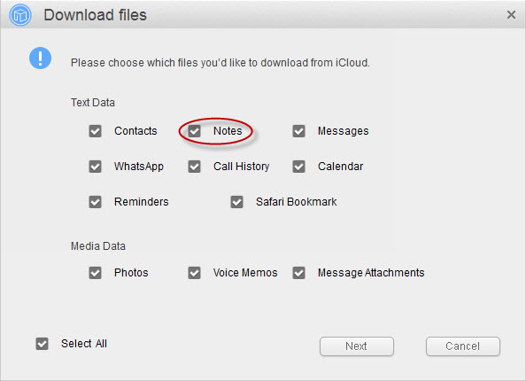 recover_lost_notes_from_icloud_backup_choose_notes_download