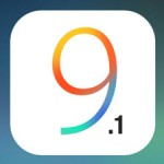iOS 9.1 has been released to the public with new features