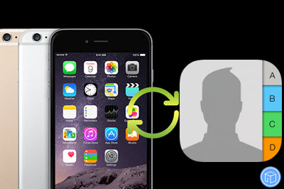 recover iPhone 6s Plus contacts