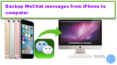 transfer-WeChat-messages-from-iphone-to-computer